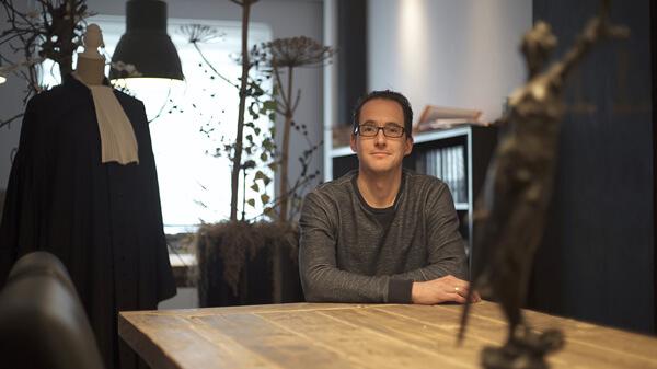 Joop Wassink van Wassink advocaatuur in Wijchen